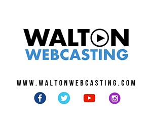 Walton Webcasting Graphic